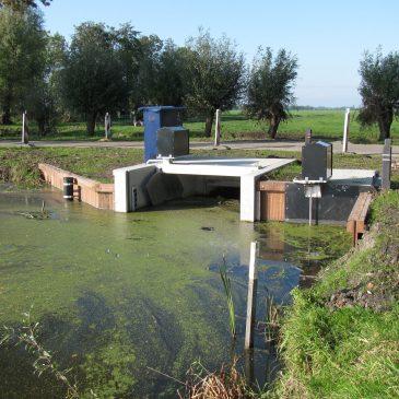 Stuw- en Vispassage Breudijk