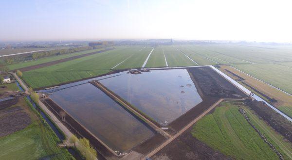 Waterbergingsgebied Blokhoven