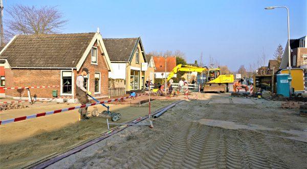 Reconstructie Centrum Stolwijk